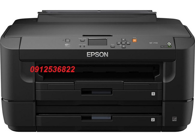 máy in epson workforce wf 7110
